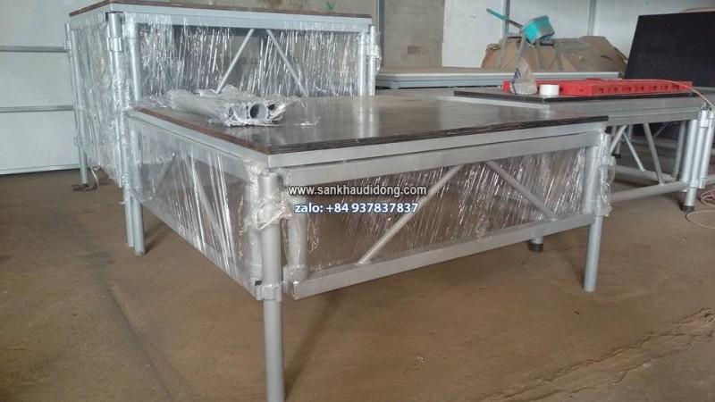 Sản xuất sàn sân khấu tháo ráp di động